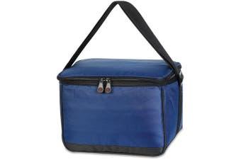 Shugon Woodstock Lunch Cooler Bag (6.5 Litres) (Navy Blue) (One Size)