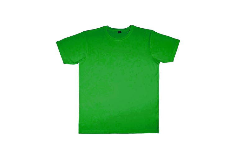 Nakedshirt Mens Jack Short Sleeve T-Shirt (Tropical Green) (XL)