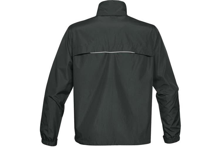 Stormtech Mens Nautilus Performance Shell Jacket (Carbon) (L)
