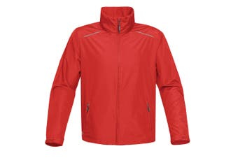 Stormtech Mens Nautilus Performance Shell Jacket (Bright Red) (S)