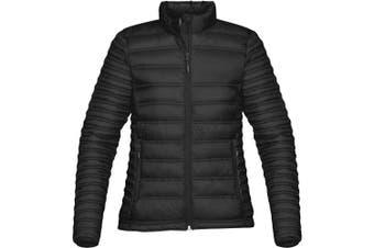 Stormtech Womens/Ladies Basecamp Thermal Jacket (Black) (L)