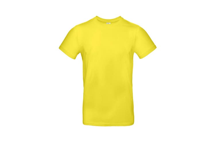 B&C Mens #E190 Tee (Solar Yellow) (3XL)