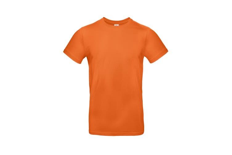 B&C Mens #E190 Tee (Sunset Orange) (M)
