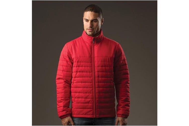 Stormtech Mens Nautilus Jacket (Bright Red) (2XL)