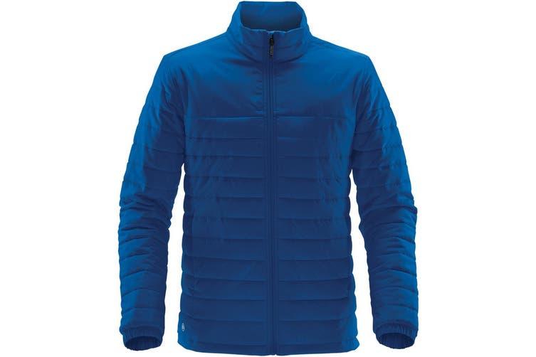 Stormtech Mens Nautilus Jacket (Azure Blue) (XL)