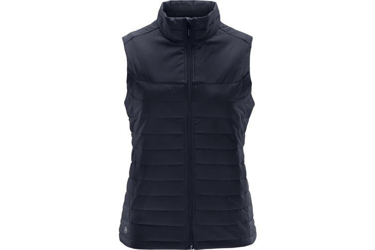 Stormtech Womens/Ladies Nautilus Vest/Gilet (Navy Blue) (XL)