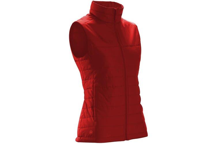 Stormtech Womens/Ladies Nautilus Vest/Gilet (Bright Red) (S)