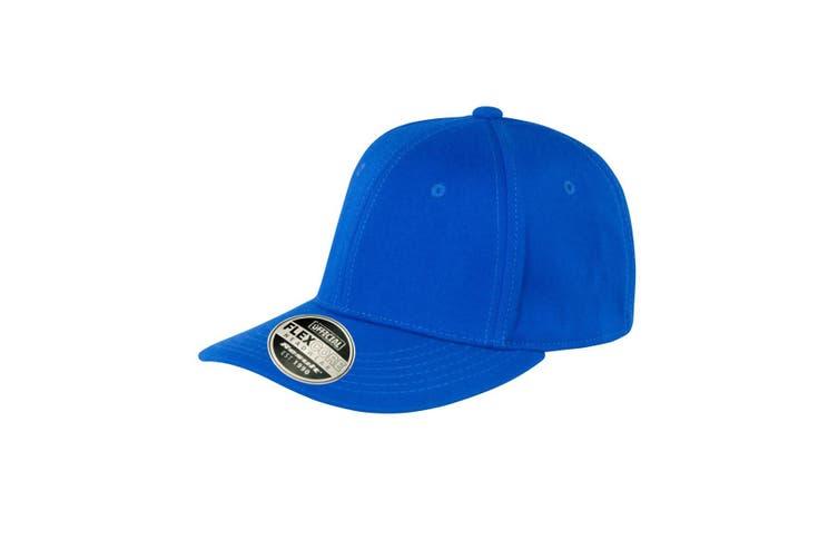 Result Unisex Core Kansas Flex Baseball Cap (Pack of 2) (Vivid Blue) (L/XL)