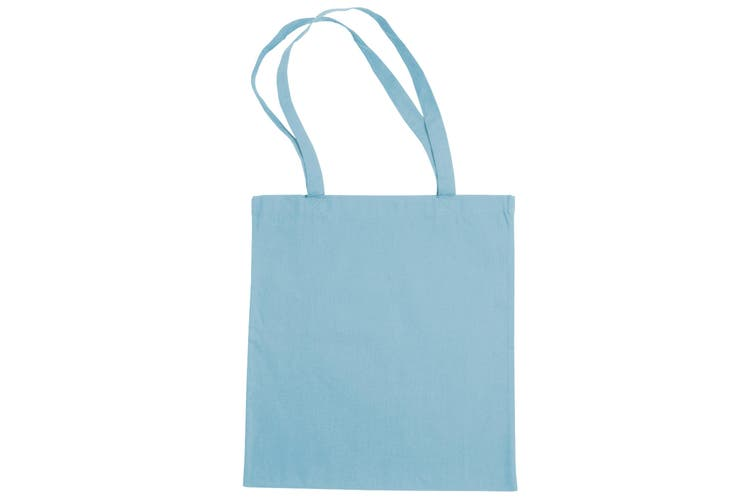 """Jassz Bags """"Beech"""" Cotton Large Handle Shopping Bag / Tote (Pack of 2) (Limpet Shell) (One Size)"""