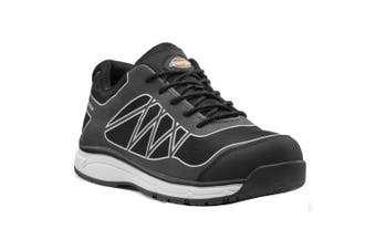Dickies Mens Phoenix Safety Trainer (Grey/White) (13 UK)