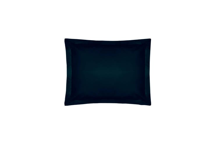 Belledorm 200 Thread Count Egyptian Cotton Housewife Pillowcases (Pair) (Navy) (One Size)