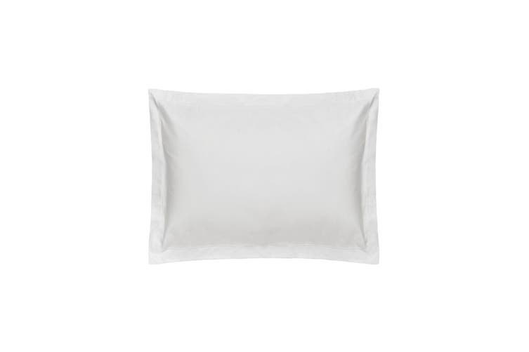 Belledorm 400 Thread Count Egyptian Cotton Oxford Pillowcase (Ivory) (M)
