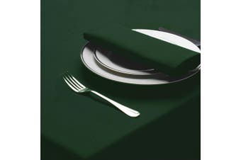 Belledorm Amalfi Napkins (Pack Of 4) (Forest Green) (One Size)