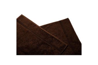 Belledorm Hotel Madison Bath Sheet (Chocolate) (One Size)