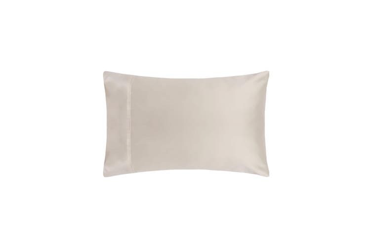Belladorm Pima Cotton 450 Thread Count Housewife Pillowcase (Oyster) (One Size)