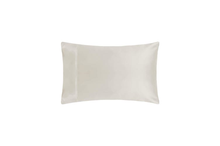 Belladorm Pima Cotton 450 Thread Count Housewife Pillowcase (Ivory) (One Size)