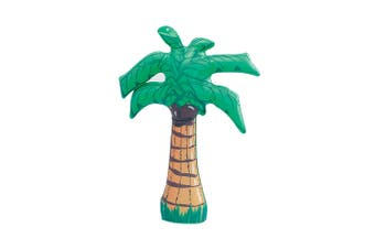 Bristol Novelty Inflatable Palm Tree (Green/Brown) (45cm)