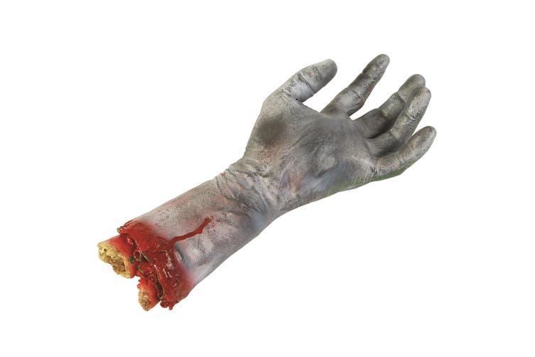 Bristol Novelty Severed Zombie Hand (Multicoloured) (One Size)