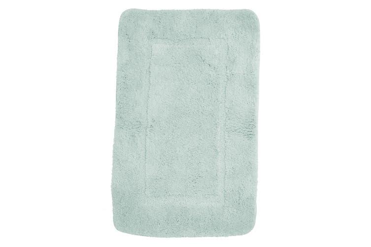 Mayfair Cashmere Touch Ultimate Microfibre Bath Mat (Seafoam) (50x80cm)