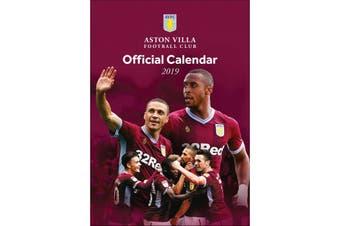 Aston Villa FC A3 2019 Calendar (Purple) (One Size)
