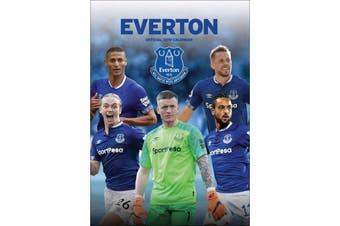Everton FC 2019 A3 Calendar (Blue) (One Size)