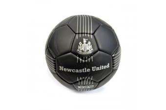 Newcastle United FC React Mini Ball (Black) (mini)