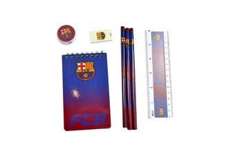 FC Barcelona Stationery Set (Multicoloured) (One Size)