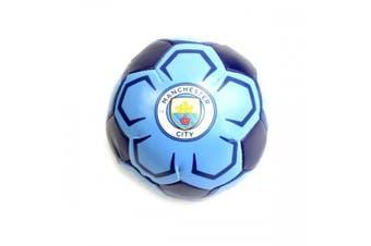Manchester City FC Mini Soft Ball (Blue) (mini)