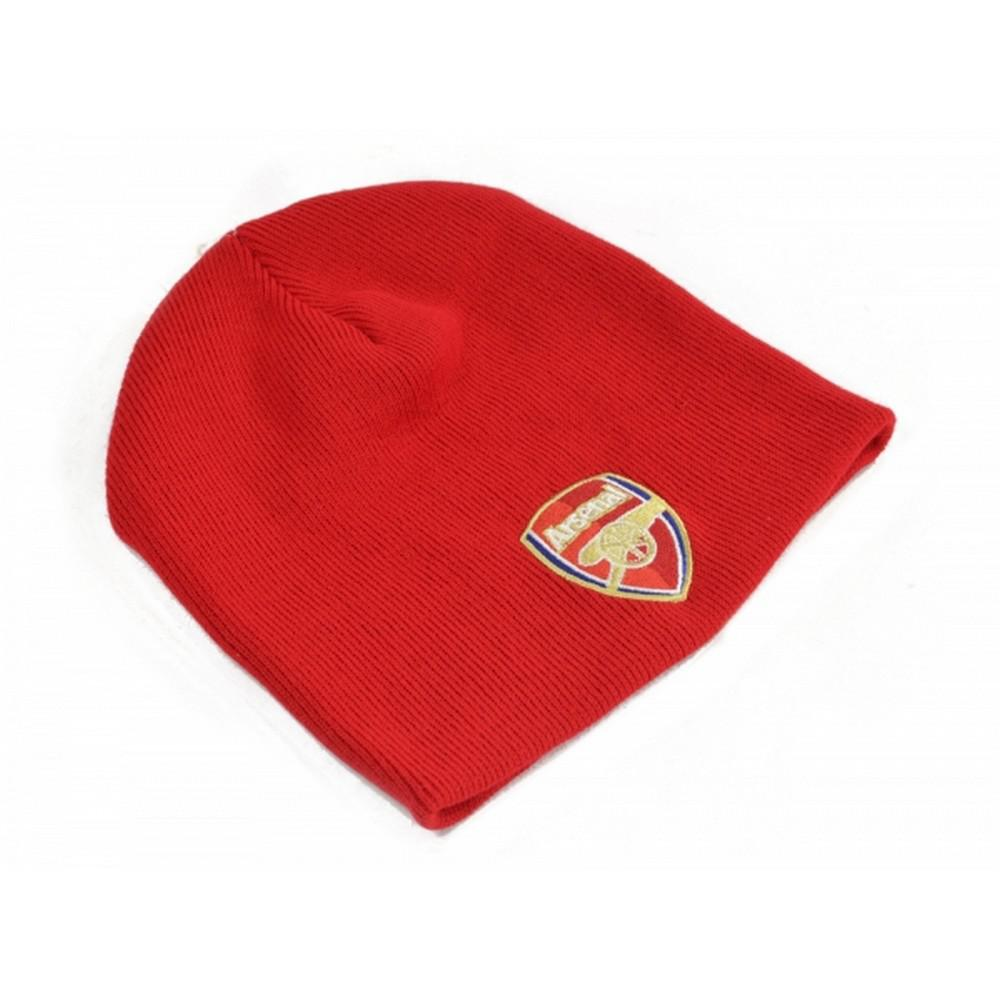 Arsenal FC Pride of London Jacquard Knit Scarf Navy//Red One Size
