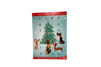 Hatchwells Dog Advent Calendar (May Vary) (One Size)