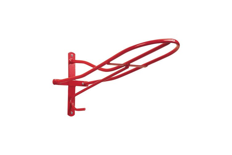 Stubbs Standard Saddle Rack (Red) (One Size)