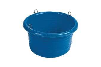Stubbs Large Feed Tub (Blue) (One Size)