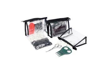 Lincoln Plaiting Kit (Brown) (One Size)
