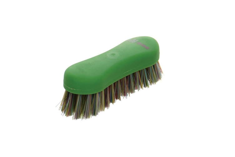 HySHINE Multi Colour Face Brush (Green/Multi Colour) (One Size)