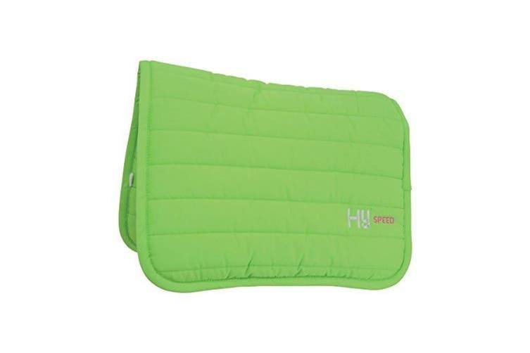 HySPEED Neon Reversible Comfort Pad (Bright Green) (One Size)