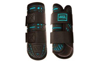 Majyk Equipe Elite XC Boots (Turquoise/Black) - UTBZ1729