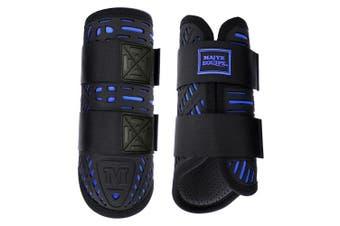 Majyk Equipe Elite XC Boots (Blue/Black) - UTBZ1729