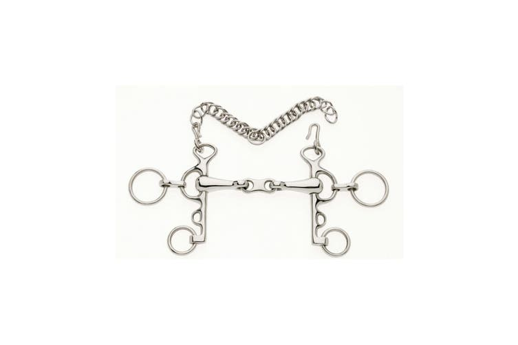 Lorina French Link Rugby Pelham (Silver) (5.5in)
