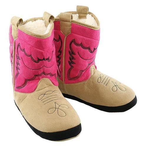 cowboy slippers
