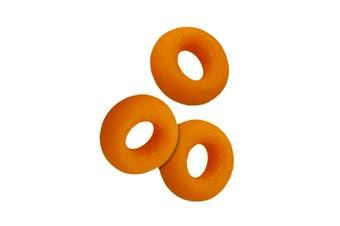 Cox Elastrator Rings (Orange) (100 Rings)