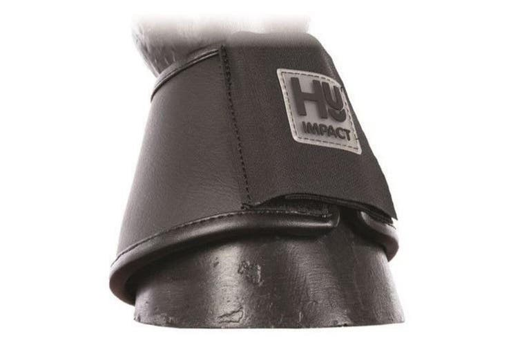 HyIMPACT Leather Over Reach Boots (One Pair) (Black) (S)