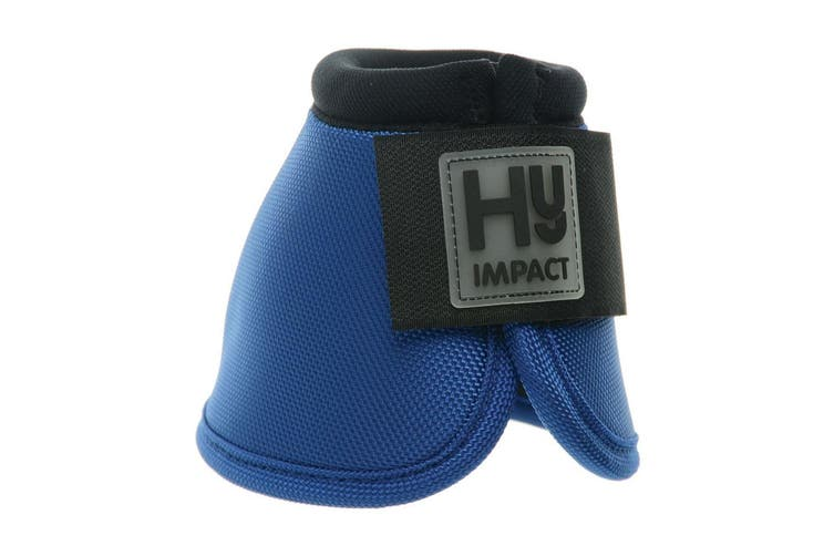 HyIMPACT Pro Over Reach Boots (One Pair) (Blue) (XL)