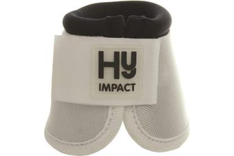 HyIMPACT Pro Over Reach Boots (One Pair) (White) (M)