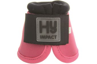 HyIMPACT Pro Over Reach Boots (One Pair) (Pink) (L)