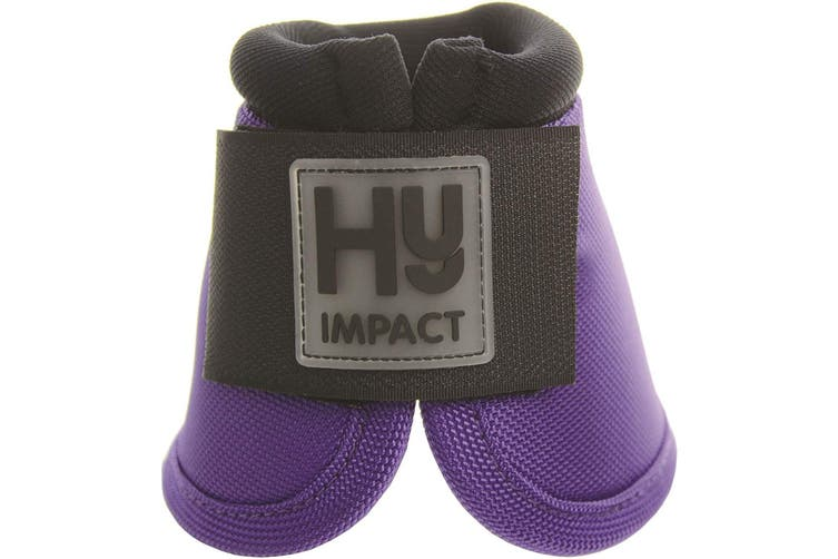 HyIMPACT Pro Over Reach Boots (One Pair) (Purple) (L)