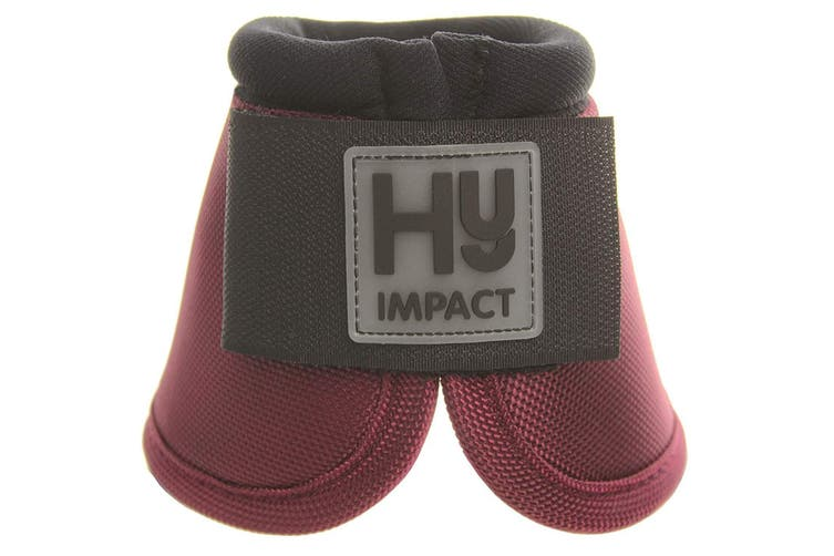 HyIMPACT Pro Over Reach Boots (One Pair) (Burgundy) (S)