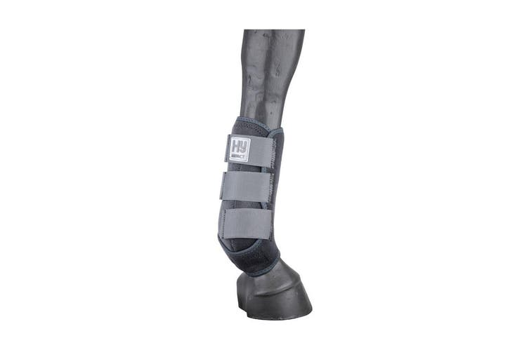 HyIMPACT Sport Support Boots (One Pair) (Black) (M)