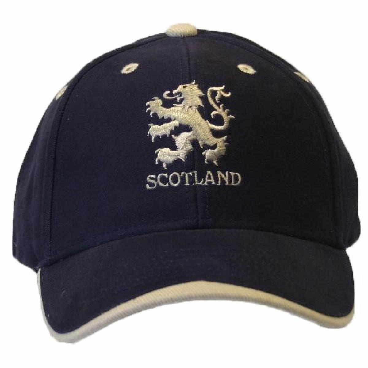 Scotland Kids//Childrens Boys Stripe Peruvian Hat with Tassels