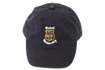 Oxford University Baseball Cap With Adjustable Strap (Navy) (One Size)