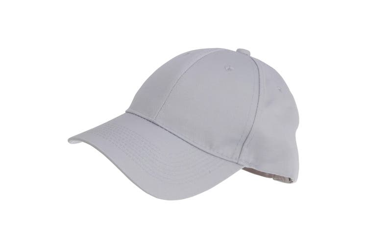 Tom Franks 6 Panel Baseball Cap (Grey) (One Size)